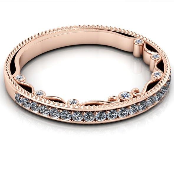 Diamond Ring Creative 005 - 3DOcean Item for Sale