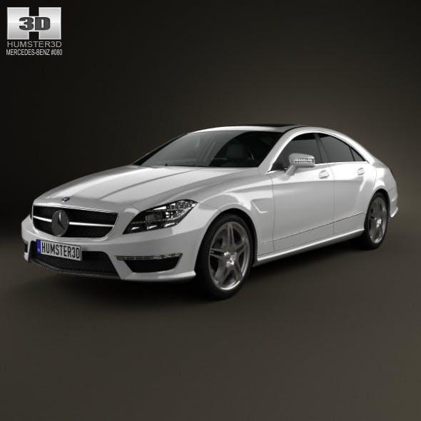 Mercedes-Benz CLS-Class 63 AMG 2012