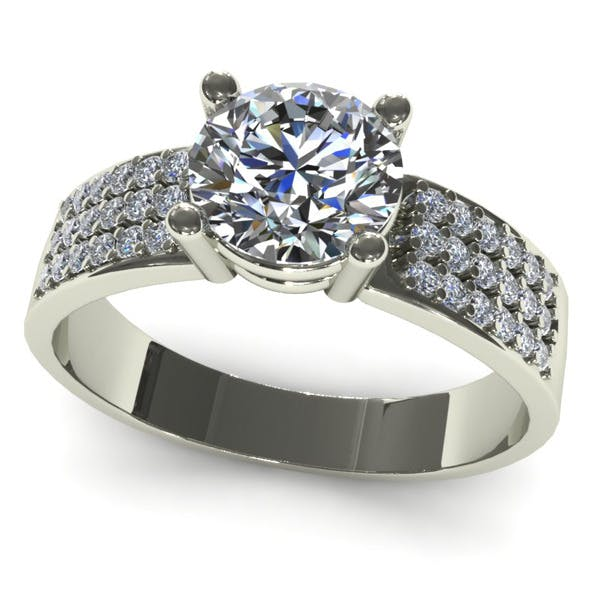 Diamond Ring Creative 020