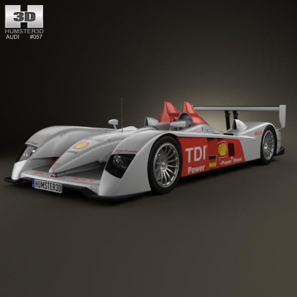 Audi R10 TDI 2006 - 3DOcean Item for Sale