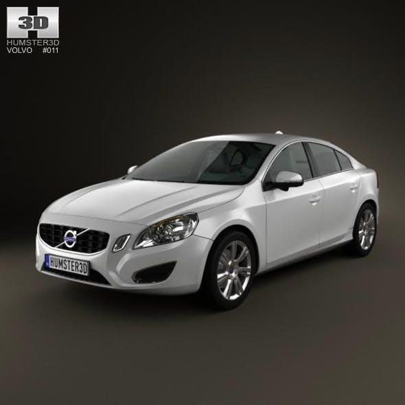 Volvo S60 2011 - 3DOcean Item for Sale