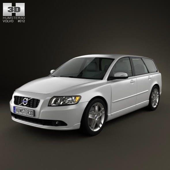 Volvo V50 2011 - 3DOcean Item for Sale