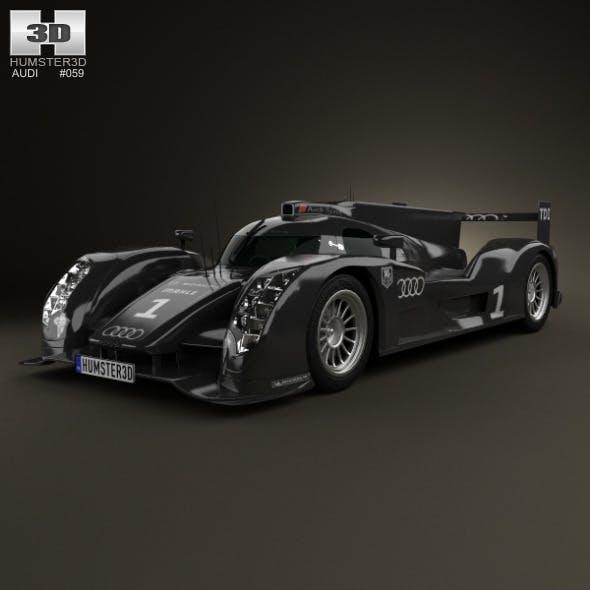 Audi R18 TDI 2011 - 3DOcean Item for Sale