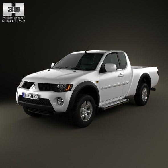 Mitsubishi L200 ClubCab 2011 - 3DOcean Item for Sale