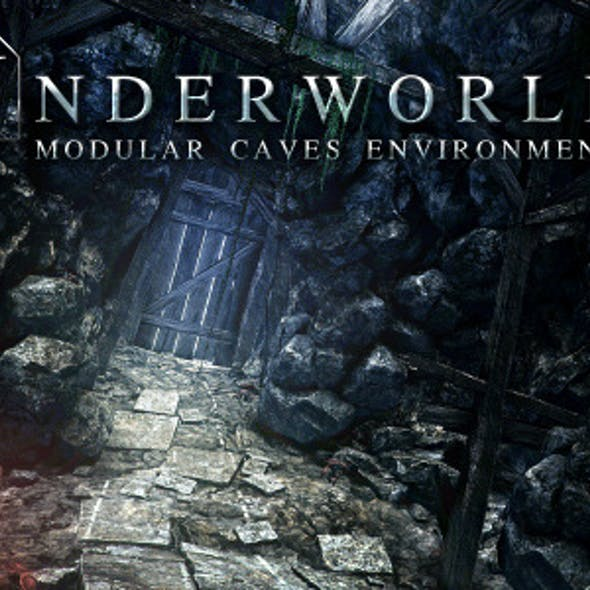 Underworld: Modular Caves