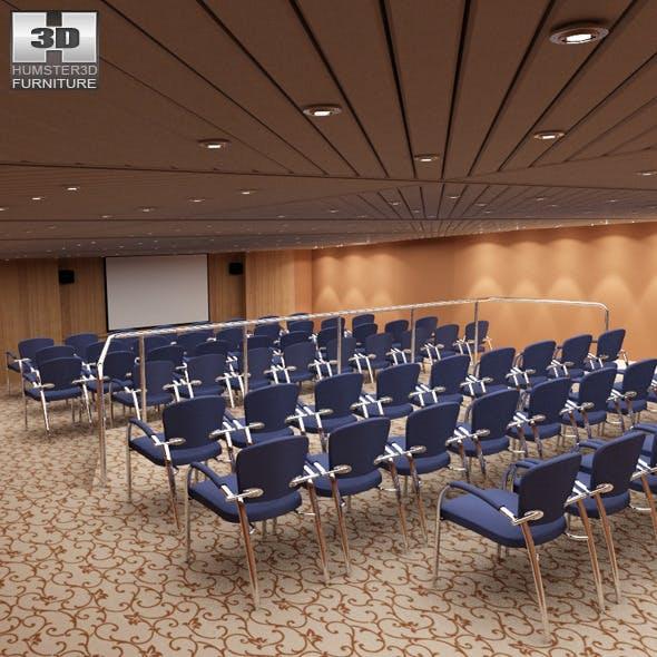 Dining room 05 Set - 3DOcean Item for Sale