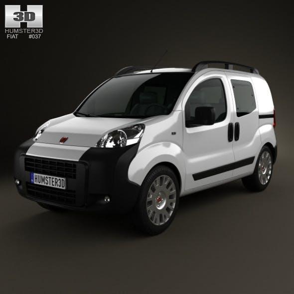 Fiat Fiorino Combi 2011