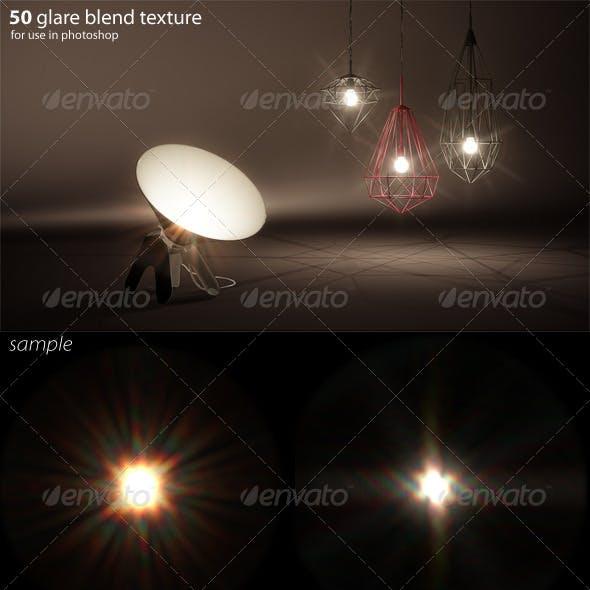 50 glare textures