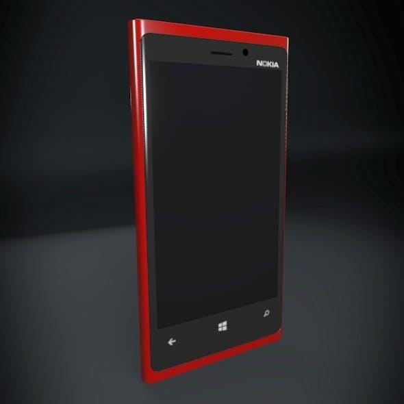 Nokia Lumia 920 smartphone - 3DOcean Item for Sale