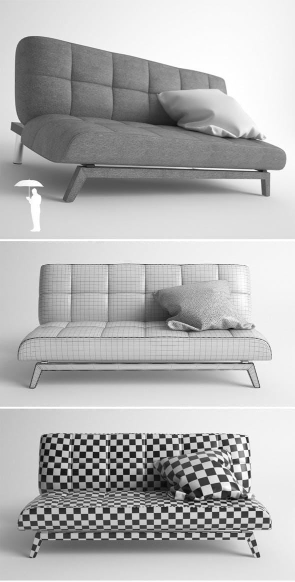 Sofa Modes - 3DOcean Item for Sale