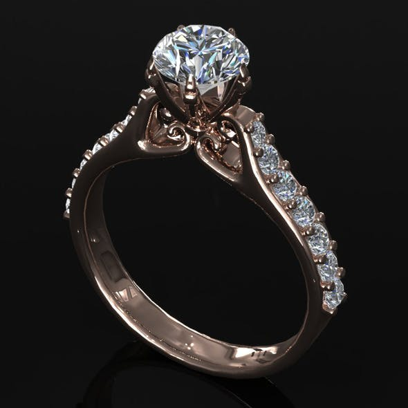 CK Diamond Ring 003