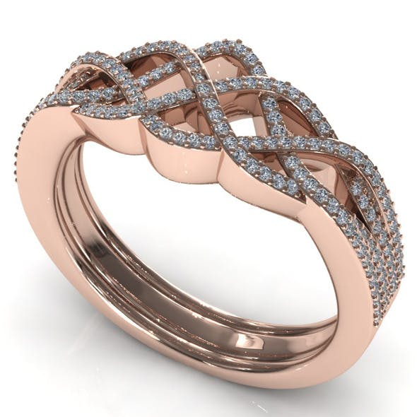 CK Diamond Ring 011