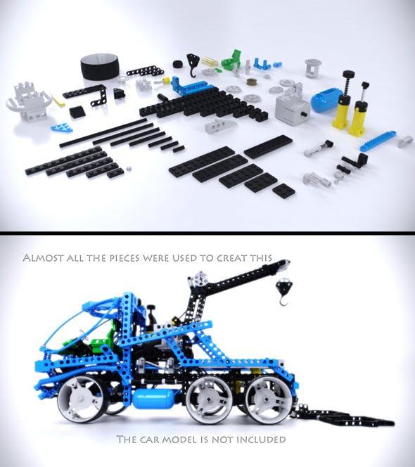 Lego Technic Pieces