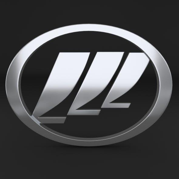 Lifan Logo - 3DOcean Item for Sale