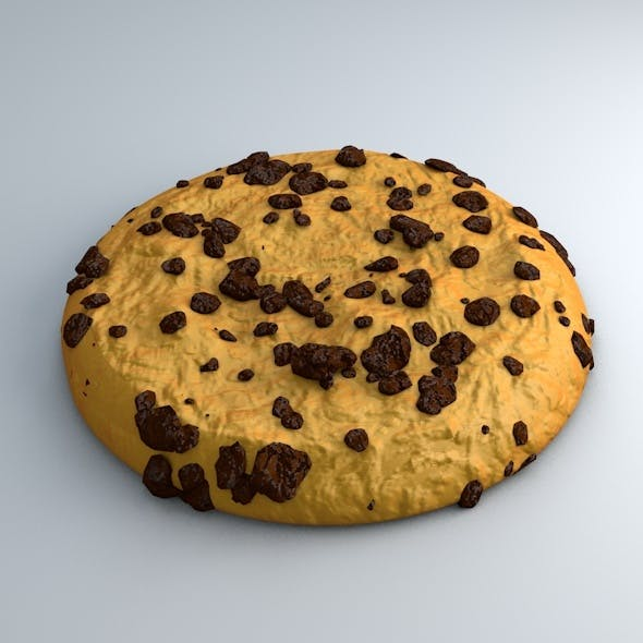 High Detailed Cookie Model