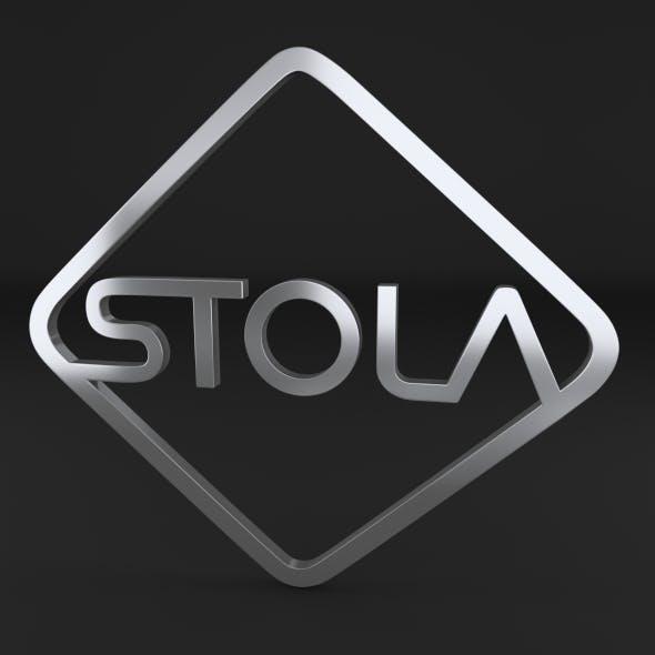 Stola Logo - 3DOcean Item for Sale
