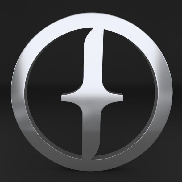 Polonez Logo - 3DOcean Item for Sale
