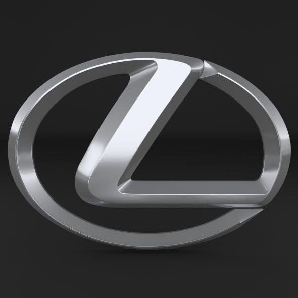 Lexus Logo By NiosDark