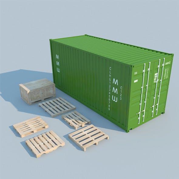 Container MAX 2011