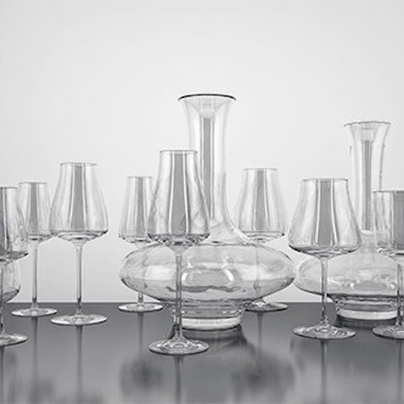 Zwiesel Wine Classics Glassware Collection