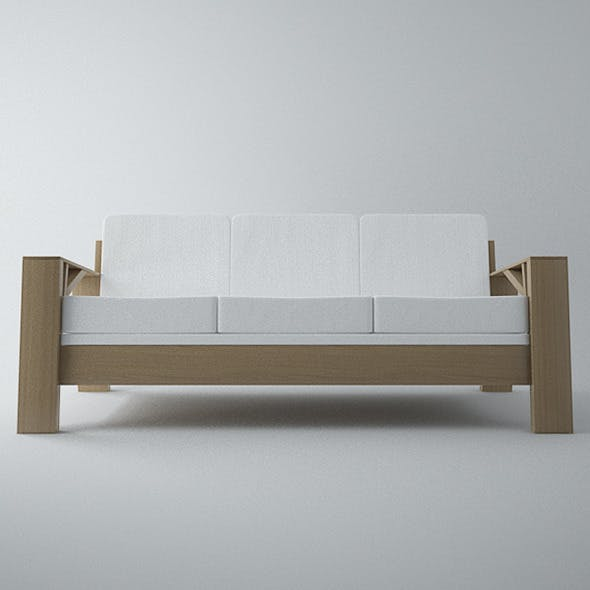Sofa Carpenter - 3DOcean Item for Sale