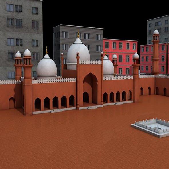 Masjid Model