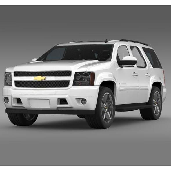 Chevrolet Tahoe LTZ 2007 - 3DOcean Item for Sale