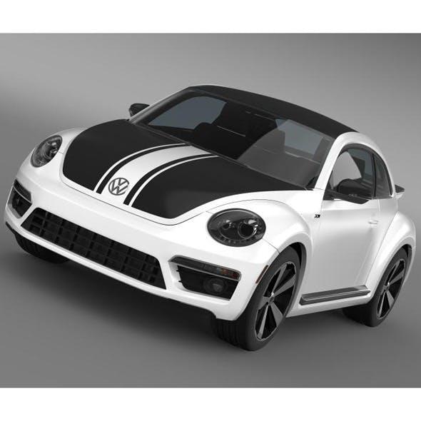 VW Beetle GSR 2013 - 3DOcean Item for Sale