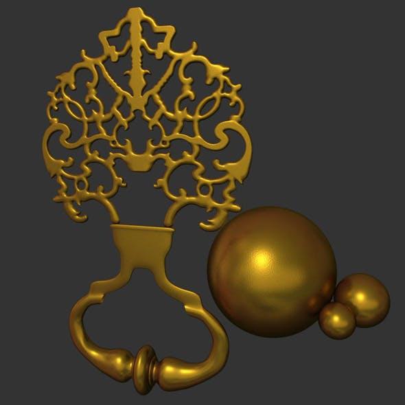 Gold Shader Maya