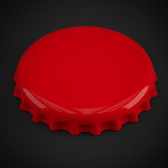 Bottle Tin Cap