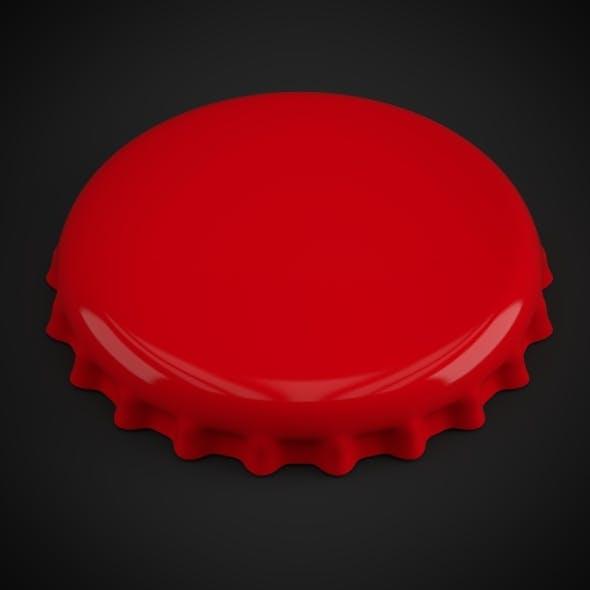 Bottle Tin Cap