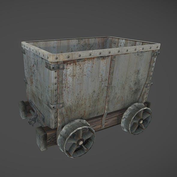 Mine wagon / cart