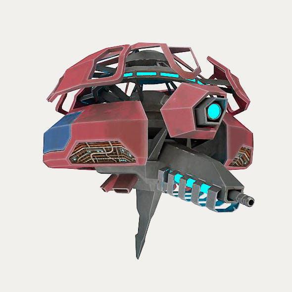 Robot FL-130 - 3DOcean Item for Sale
