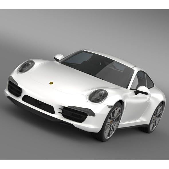 Porsche 911 carerra 4s 2013