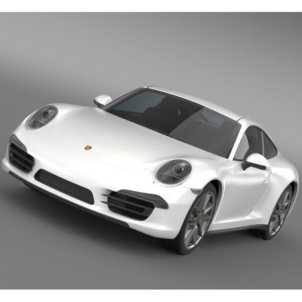 Porsche 911 Carerra 2013