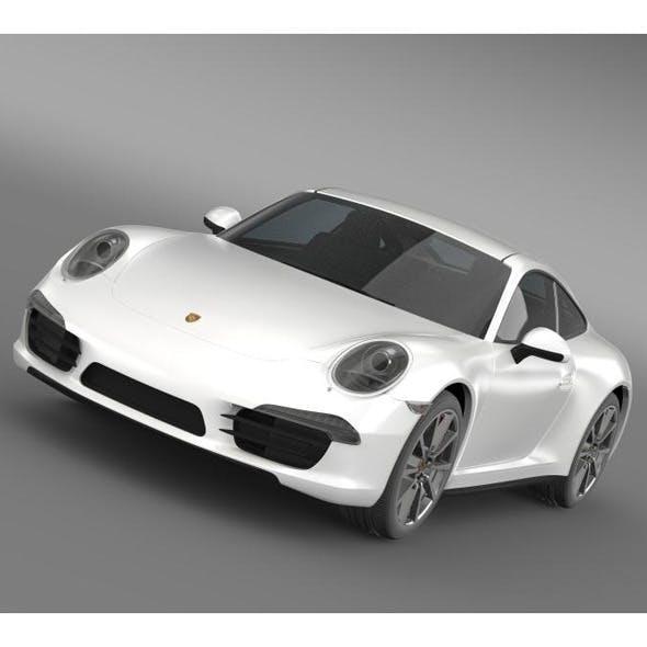 Porsche 911 Carerra S 2013 - 3DOcean Item for Sale