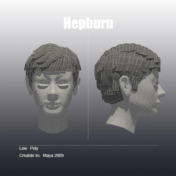 Hepburn - 3DOcean Item for Sale