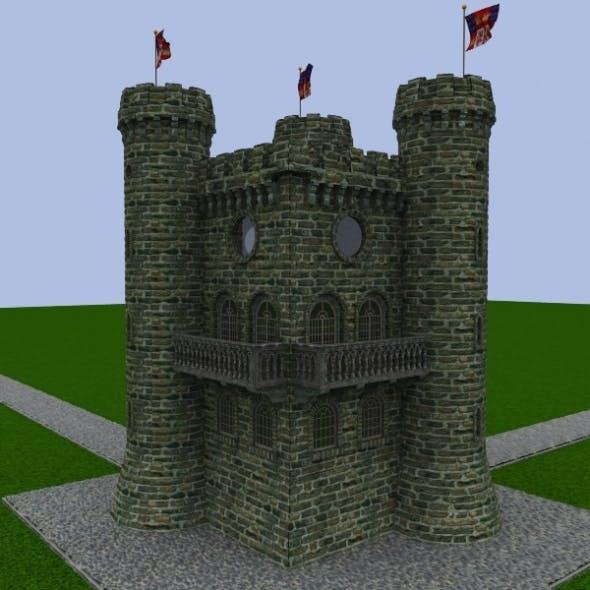 Castle Guard Tower