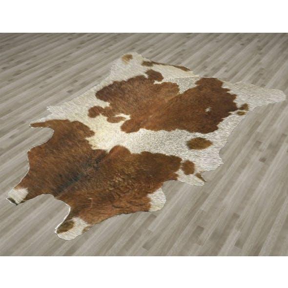 Animal Skin Rug - 3DOcean Item for Sale