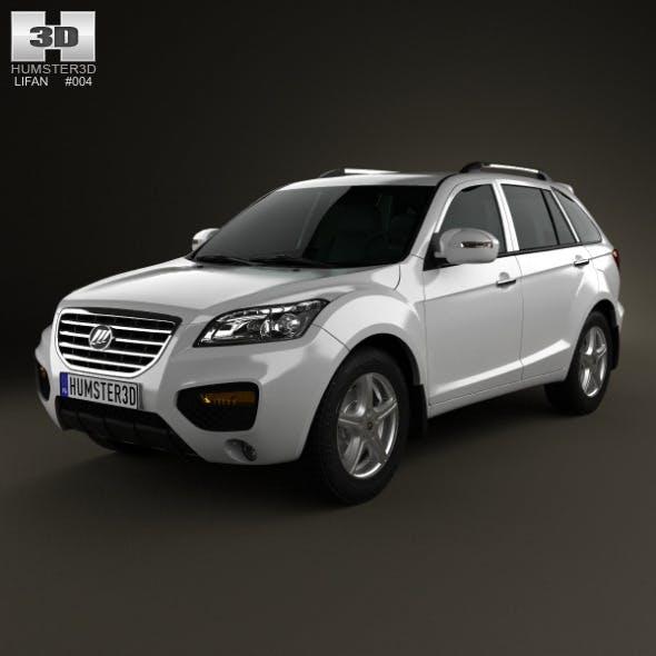 Lifan X60 SUV 2012