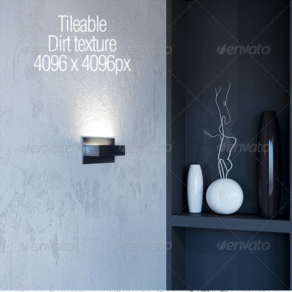 Tileable dirt texture