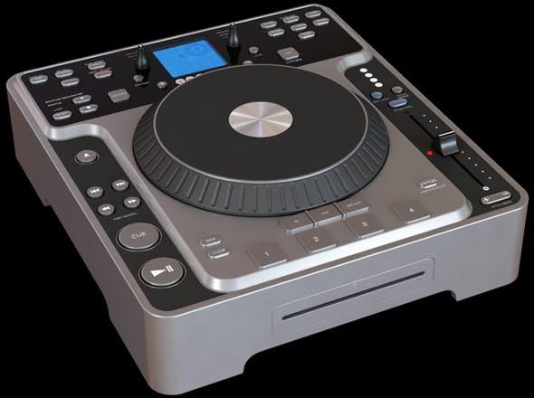 DJ System - 3DOcean Item for Sale