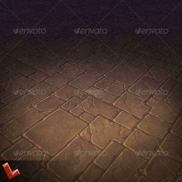 Stone Floor Tile 01