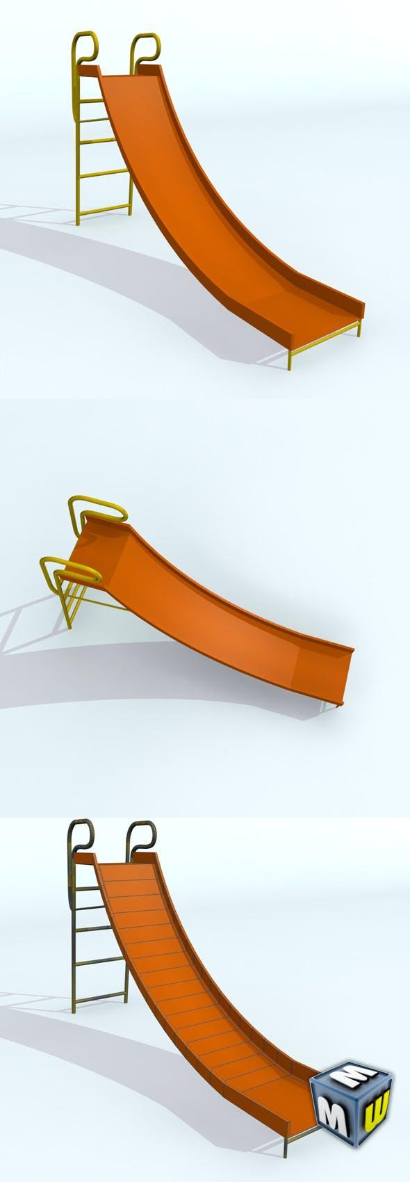 Slide MAX 2011 - 3DOcean Item for Sale