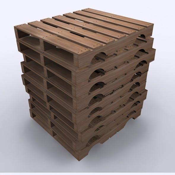 Wood Pallets Max 2010