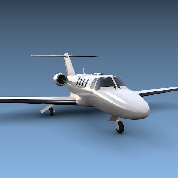 Cessna Citation cj1 private jet