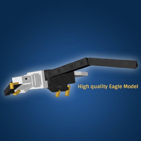 Cubic Eagle Model