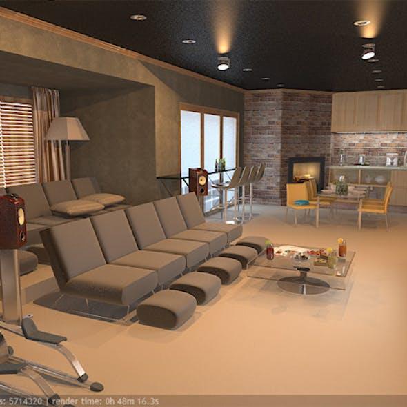 Interior / Basement