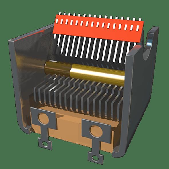 Variable Condensator