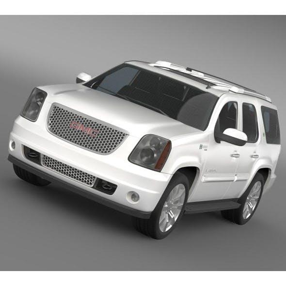 GMC Denali Hybrid 2013 - 3DOcean Item for Sale